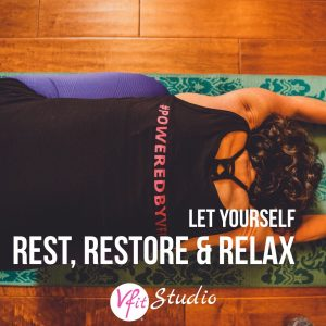 Rest Restore and Relax