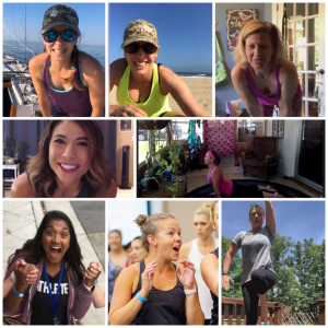 Meet your VFit Studio Trainer Team