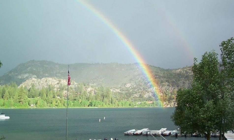 Big Rock Resort - June Lake - Rainbow