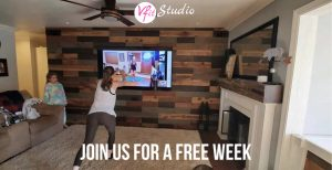 Join VFit Studio for a free week of fitness