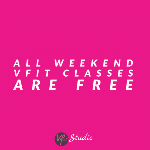 VFit Free This Weekend