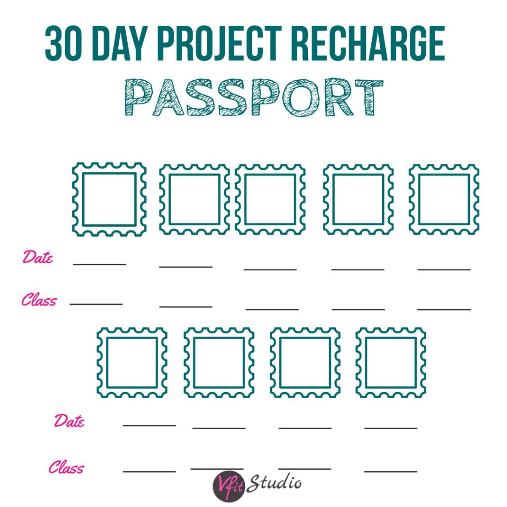 project recharge passport stamps