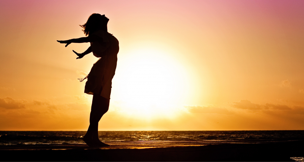 Mindful Moments Sunset Surrender