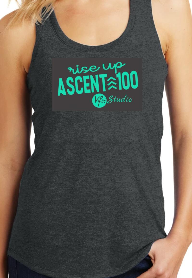 ascent 100 mock up tank