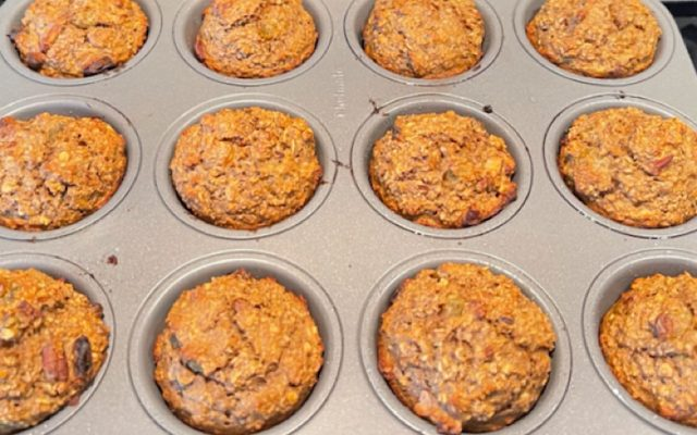Linda's Love Muffins